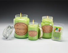 Christmas and Candles - Candles